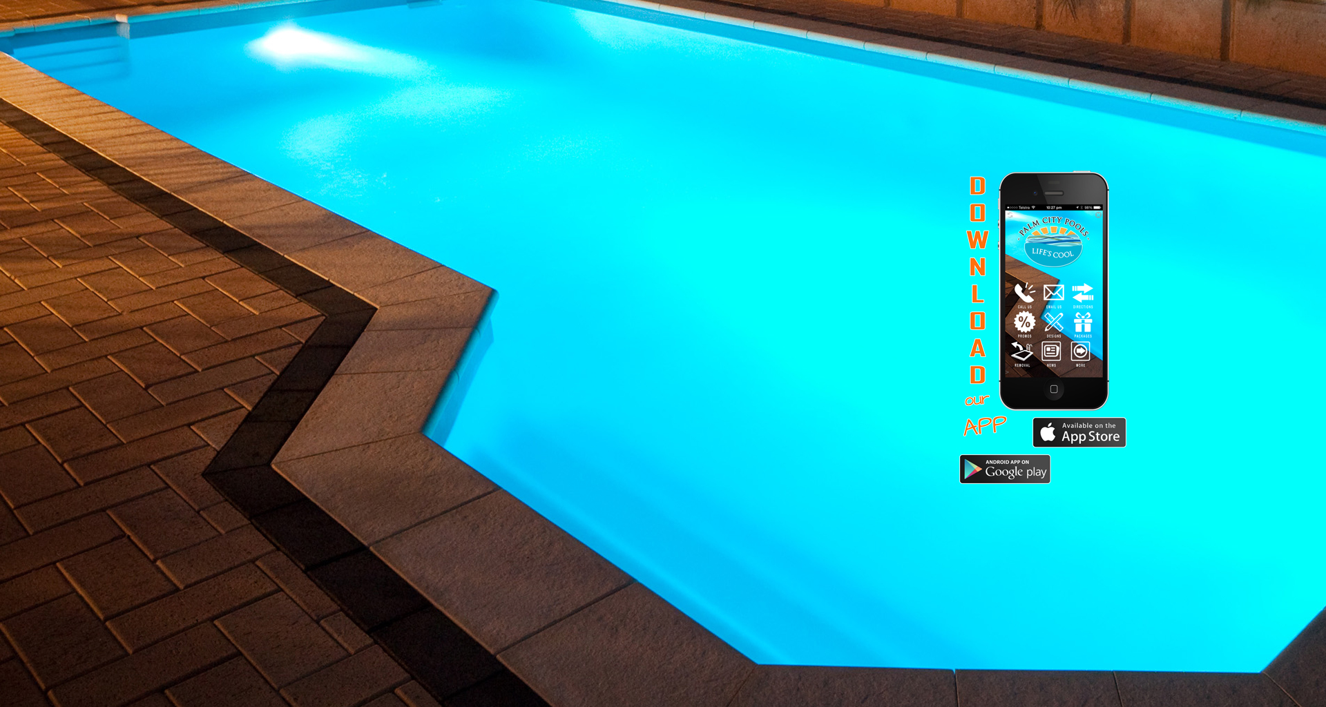 Palm City Pools App Image5