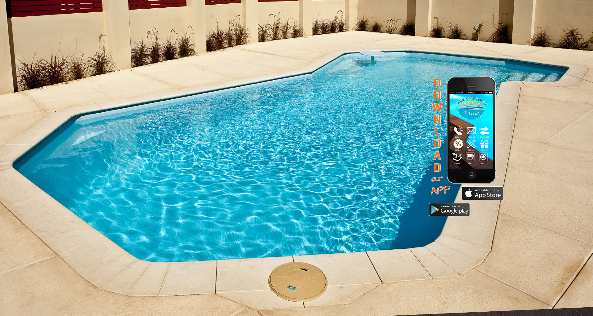 Palm City Pools App Image6
