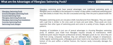 Fibreglass Plunge Pools in Perth Are Better than Other Types of Pool
