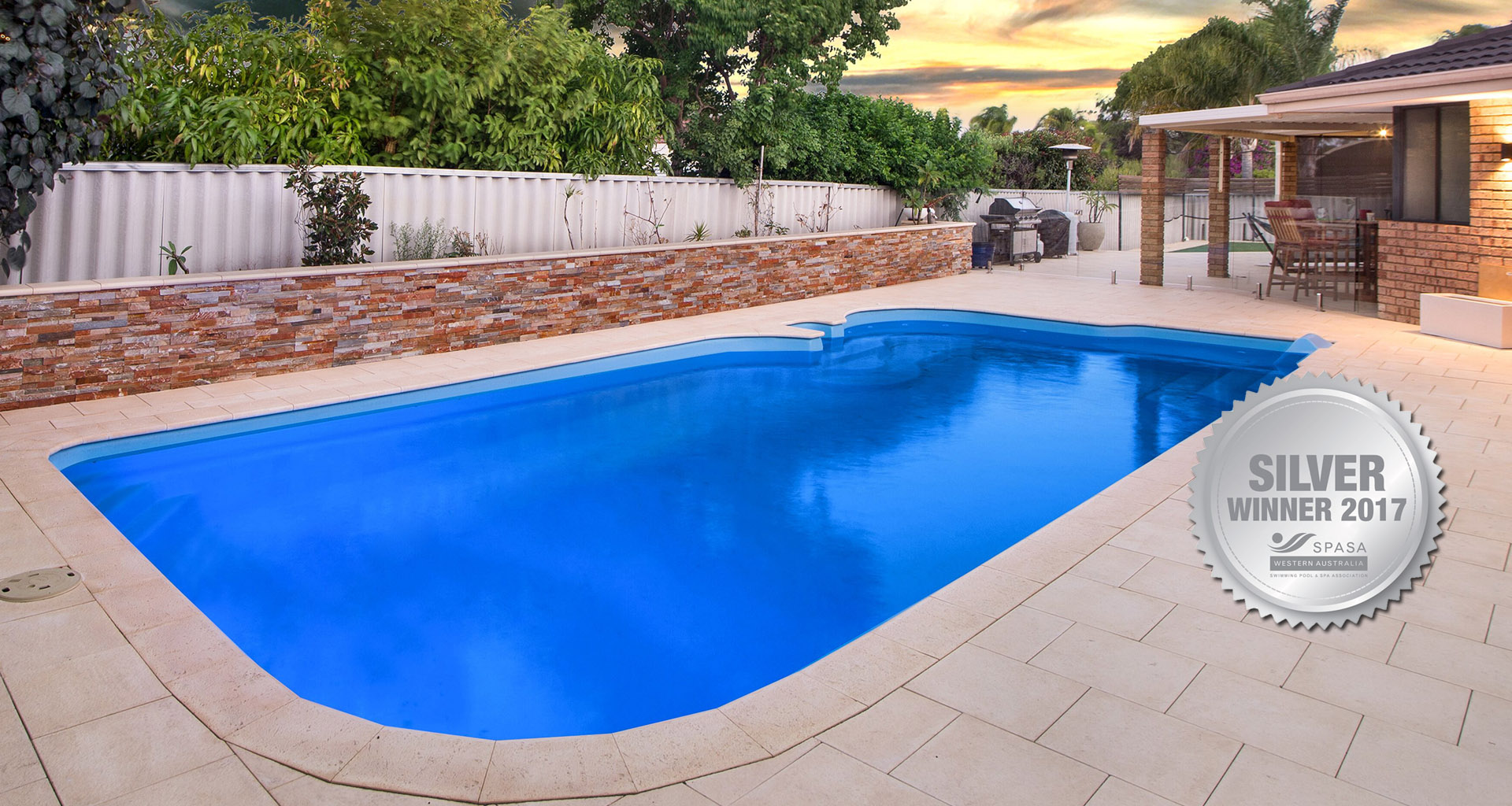 affordable fibreglass swimming pools perth. Black Bedroom Furniture Sets. Home Design Ideas