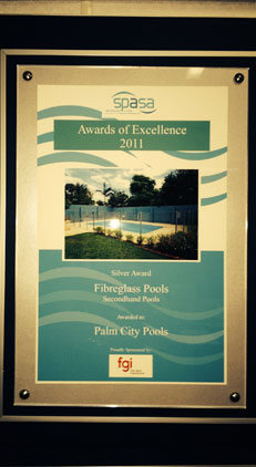 Awards of Excellence Silver 2011