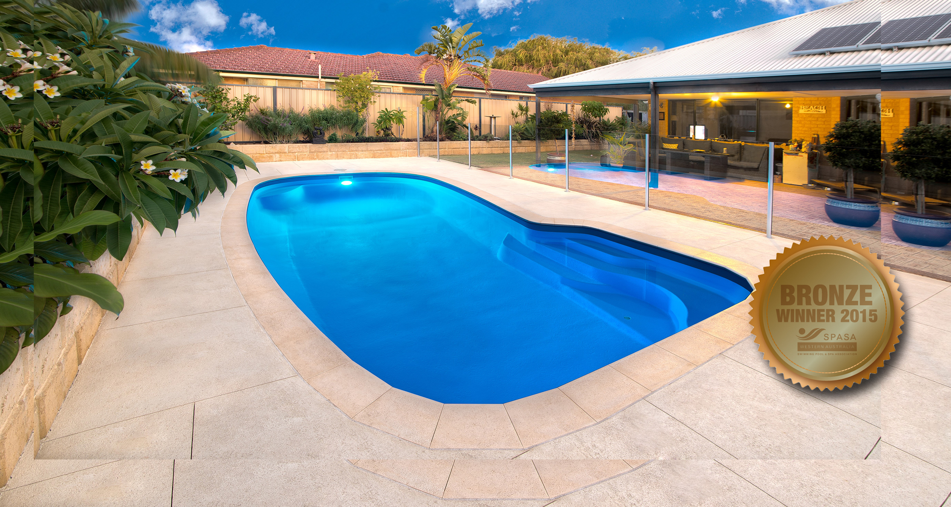 Palm City Pools Bronze Award3 2015